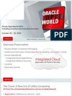 Oracle OOW