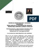 Logia Del Progreso 789 Presentacion del libro Docencia Masonica - PARA EXPONER.pdf