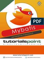 Mybatis Tutorial