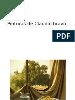Pinturas de Claudio bravo.pptx
