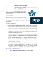 IATA OACI