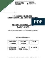 Apostila de Mec+ónica dos Fluidos (Prof Guedes - IME)