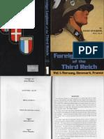 David Littlejohn Foreign Legions of the Third Reich Vol. 1- Norway, Denmark, France