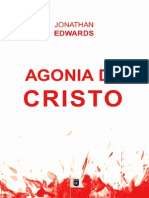 Agonia de Cristo Jonathan Edwards
