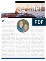 Living Life Newsletter Summer 2015
