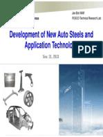 China Automotive Steel Conference_POSCO_Jae-Bok Nam