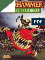 Idolo de Gorko Warhammer 6ed
