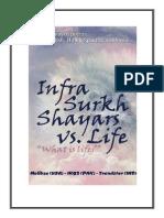 Infra-Surkh Shayars (Freelance Talents)