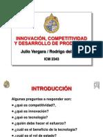 Apuntes ICM 2343 Clase Innovacion 2015