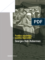 SDP 2015 Georges Didi Huberman Parcelas de Humanidades