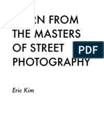 Learn From the Masters of Street Photography - Sample Chapters