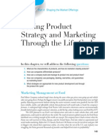 Setting Product Strategy and Marketing Through the Life Cycle