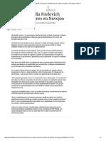 17 - 09 - 15 Presencia Claudia Pavlovich cambio de poderes en Navojoa