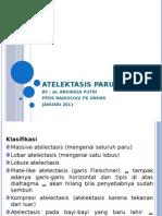 ATELEKTASIS PARU