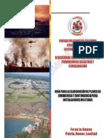 Propuesta de Guia Para Elaborar Planes de Emeregencia y Contingencias Para Instalaciones Militares Diade
