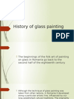 History of Glass Painting