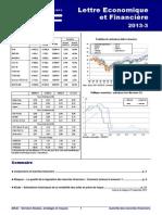 Lettre Économique Et Financière 2013-3[1]