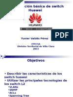 03 Configuracion SW Huawey