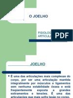 O JOELHO