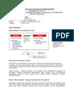 Rangkuman Case Strategic Management
