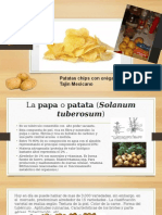 Ppt Patatas Chips