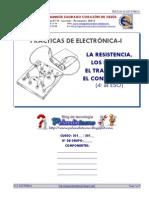 Prácticas Electrónica I