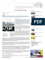 New Infra Activities to Impact Ahmedabad Realty Market