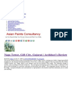 Naga Tower, Gift City, Gujarat _ Architect's Review _ Architecture Ideas