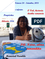 Revista FFemenino. Setembro 2015