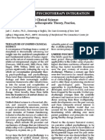 The Nature of Unified Clinical Science