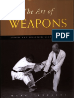 The Art of Weapons Armed and Unarmed Self-Defense