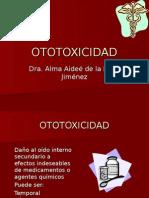 OTOTOXICIDAD