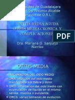 Otitis Media y Complicaciones