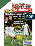LE BUTEUR PDF du 12/03/2010