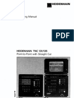 Heidenhain TNC 131_135 Manual