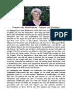 Frauen Und Buddhismus, Frauen Und Freiheit - Sylvia Wetzel