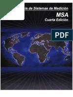 Manual MSA en español