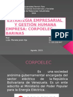 Presentación Estrategia Emp y Gestión Humana