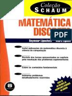 Matematica Discreta - Coleção Schaum - 2ª Edição