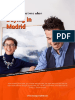 5 Key Questions When Buying in Madrid