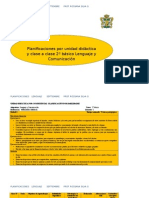 planificaciones lenguaje  2°basico 2015 final