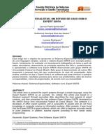 Aritgo - Sistemas Especialistas Um Estudo de Caso Com o Expert Sinta