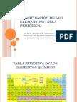 clasificacin de los elementos  tabla peridica.pptx
