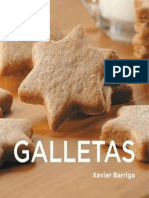 Barriga Xavier - Galletas