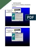Manual de Instalação do MetaStock e TZMetaSolution