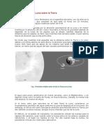 La Influencia de La Luna Sobre La Tierra
