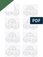 Molde carro