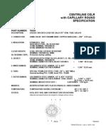 Cable Centriline CELR 76426