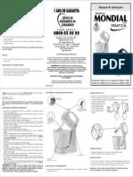 Batedeira Manual