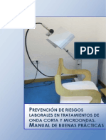 Manual Prevencion Radiacion y Fisioterapia